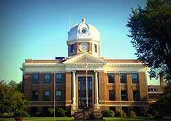 Divide County Courthouse